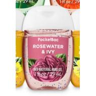 Gel antibactérien ROSE WATER AND IVY Bath and Body Works