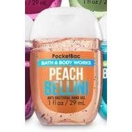 Gel antibactérien PEACH BELLINI Bath and Body Works