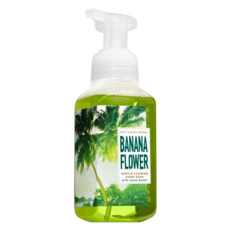 Savon moussant BANANA FLOWER Bath and Body Works Hand Soap