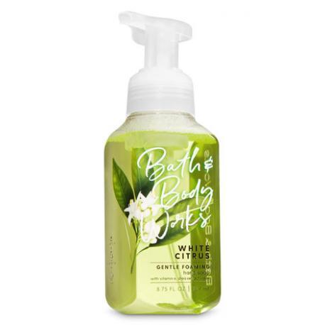 Savon mousse WHITE CITRUS Bath and Body Works Hand Soap