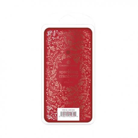 Cire parfumée SPARKLING CRANBERRY Colonial candle