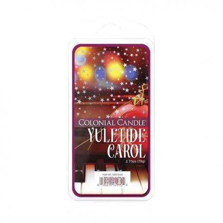 Cire parfumée YULETIDE CAROL Colonial candle
