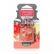 Car Jar Ultimate STRAWBERRY LEMON ICE Yankee Candle