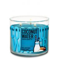 Bougie 3 mèches COCONUT WATER Bath and Body Works