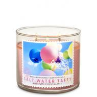Bougie 3 mèches SALTER WATER TAFFY Bath and Body Works
