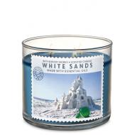 Bougie 3 mèches WHITE SANDS Bath and Body Works