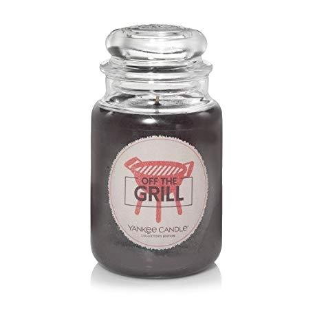 Grande Jarre Bcollection barbecue OFF THE GRILL Yankee Candle