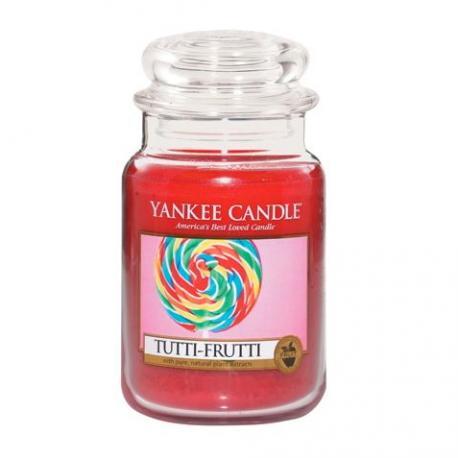 Grande Jarre TUTTI FRUTTI Yankee Candle