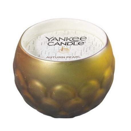 Bougie Fall AUTUMN PEARL Yankee Candle Édition limitée US