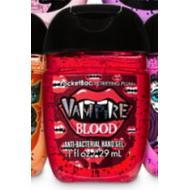Gel antibactérien VAMPIRE BLOOD Bath and Body Works