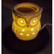 Brûleur électrique US WHITE OWL Yankee Candle hibou chouette