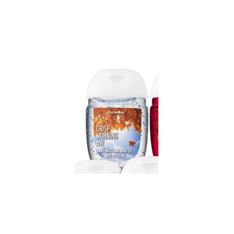 Gel antibactérien CRISP MORNING AIR Bath and Body Works