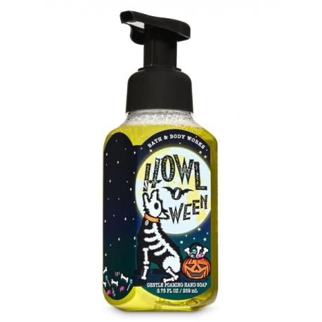Savon mousse HOWL O WEEN Bath and Body Works Hand Soap