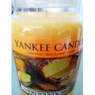 Grande Jarre 2e choix LEMON POUNDCAKE Yankee Candle