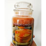 Grande Jarre Second choix MAPLE PANCAKES Yankee Candle