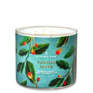 Bougie 3 mèches VANILLA BIRCH Bath and Body Works