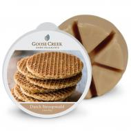 Cire parfumée DUTCH STROOPWAFLE Goose Creek Candle