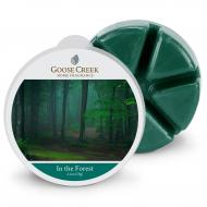 Cire parfumée IN THE FOREST Goose Creek Candle Dans les bois