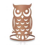 Jar Holder OWL Yankee Candle