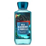 Gel douche WILD BLACKBERRY AND VANILLA Bath and Body Works