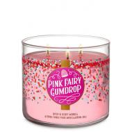 Bougie 3 mèches PINK FAIRY GUMDROP Bath and Body Works