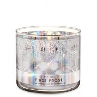 Bougie 3 mèches FIRST FROST Bath and Body Works