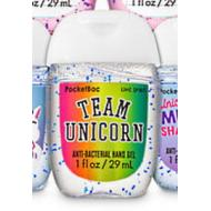 Gel antibactérien TEAM UNICORN Bath and Body Works