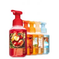 Lot de 5 savons mousse FALL FESTIVAL Bath and Body Works Hand Soap Difmu