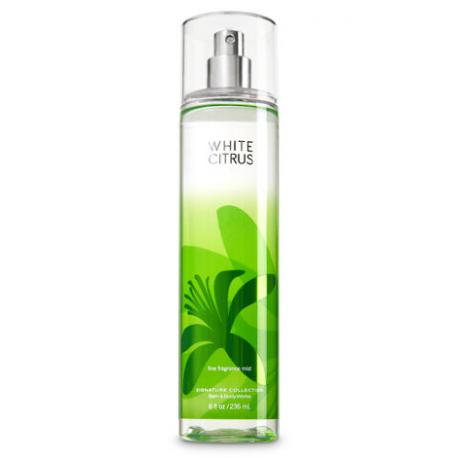 Brume parfumée WHITE CITRUS Bath and Body Works