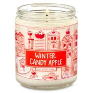 Bougie moyenne WINTER CANDY APPLE Bath and Body Works