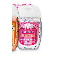 Gel antibactérien TWISTED PEPPERMINT Bath and Body Works France