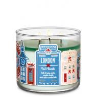 Bougie 3 mèches LONDON TEA AND BISCUITS Bath and Body Works