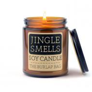 Bougie parfumée JINGLE SMELLS The Burlap Bag