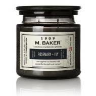 Bougie 2 mèches Mrs Baker ROSEMARY AND IVY Colonial Candle