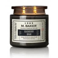 Bougie 2 mèches Mrs Baker BLACKBERRY BRIAR Colonial Candle Difmu
