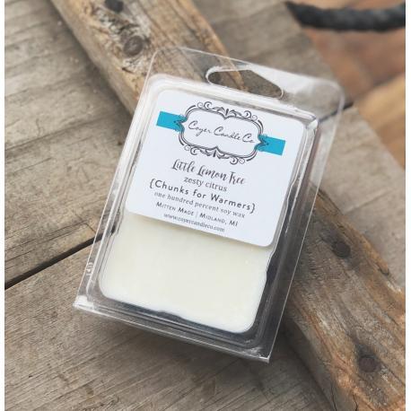 Cire parfumée CHOCOLATE CHUNK FUDGE Coyer candle