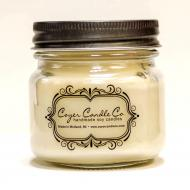 Bougie mason jar WINTER HUG Coyer Candle Difmu