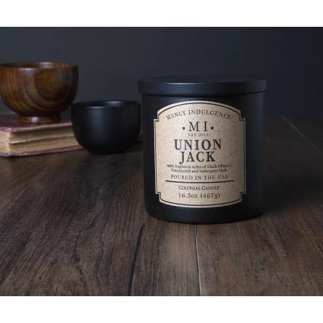 Bougie parfumée MI UNION JACK Colonial Candle