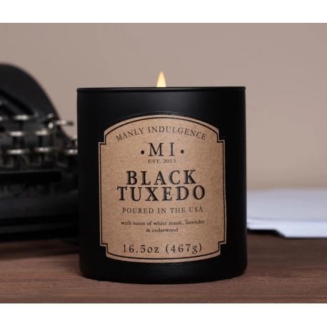 Bougie parfumée MI BLACK TUXEDO Colonial Candle