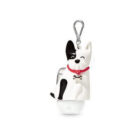 Pocketbac Holder CUTE DOG Bath and Body Works