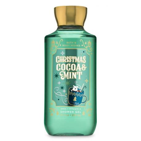 Gel douche CHRISTMAS COCOA AND MINT Bath and Body Works