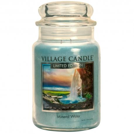 Grande Jarre 2 mèches MINERAL WATER Village Candle
