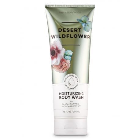Body Wash DESERT WILDFLOWER Bath and Body Works