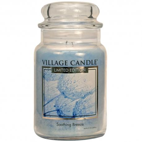 Grande Jarre 2 mèches SOOTHING BREEZE Village Candle