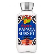 Lait pour le corps AGAVE PAPAYA SUNSET Bath and Body Works