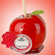 Cire parfumée Magik Beanz TOFFEE APPLE Busy Bee Candles