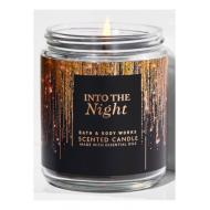 Bougie moyenne INTO THE NIGHT Bath and Body Works