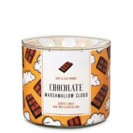 Bougie 3 mèches CHOCOLATE MARSHMALLOW CLOUD Bath and Body Works