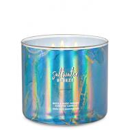 Bougie 3 mèches SALTWATER BREEZE Bath and Body Works