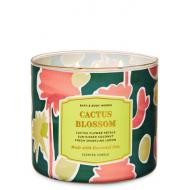 Bougie 3 mèches CACTUS BLOSSOM Bath and Body Works France